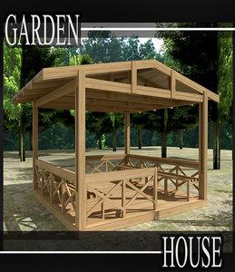 max hd garden house