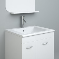 Inter ceramic ICC 6046 W wash-basin