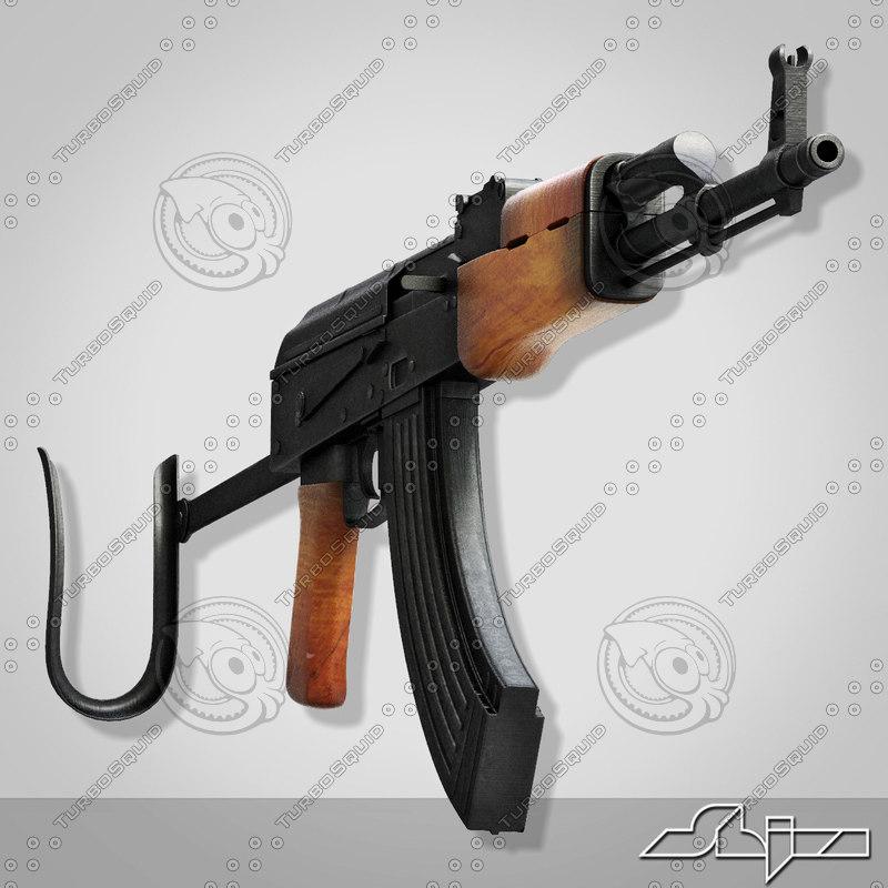 Kalashnikov Rifle AKS
