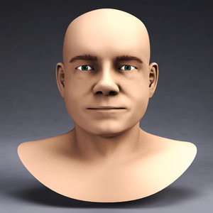 3d actor martin freeman model