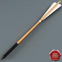 Medieval Arrow