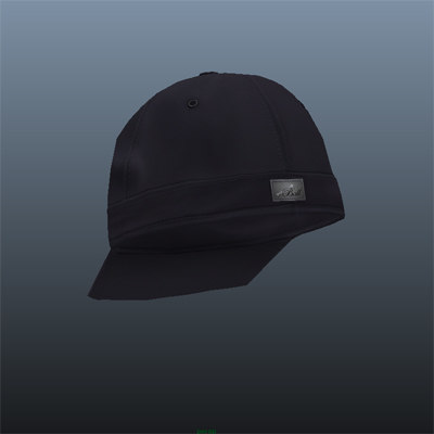 3d backwards baseball cap