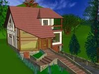max landscape house
