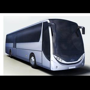 bus city 3d 3ds