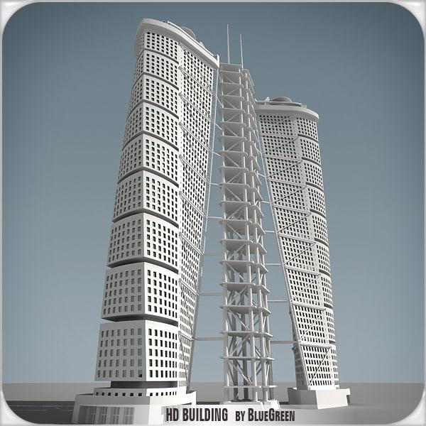 3d model definition building