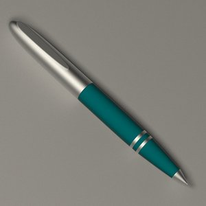 3dsmax luxury pen