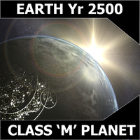 Earth in 500 years