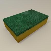 maya scotch sponge