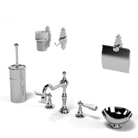 thg bathroom ACCESSORIES  tap toilet  holder SOAP TOOTHBRUSH DISH ROLL chrome