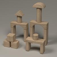 brick box 3d 3ds