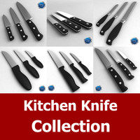 Kitchen Knife Collection