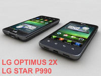 LG OPTIMUS 2X / LG STAR P990