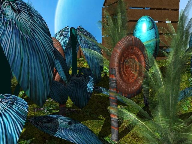 avatar landscape 3d model