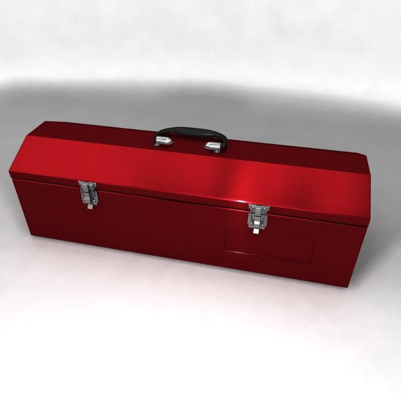 tool toolbox box fbx