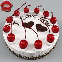 max black forest cake