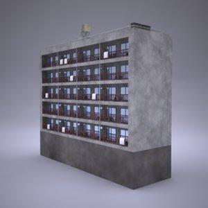 building 17 3d lwo