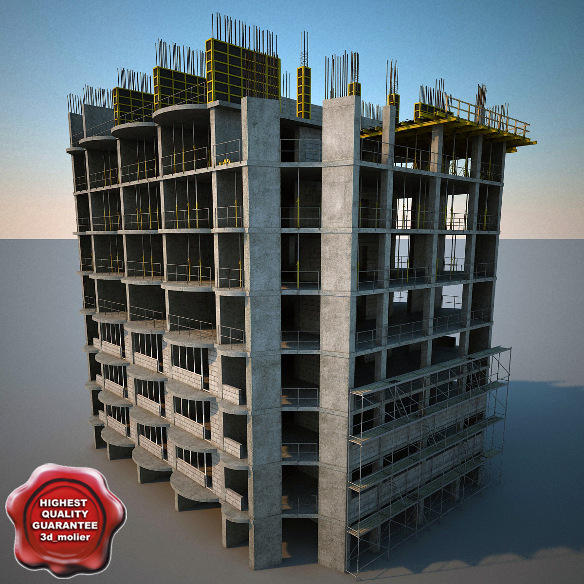 3ds max building construction v4