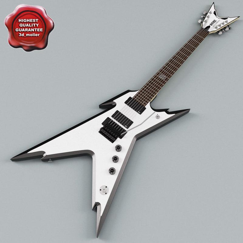 maya dime guitar