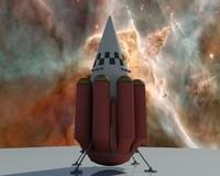 Orbital Rocket Icarus