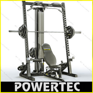 3d powertec wb-hr10 workbench half