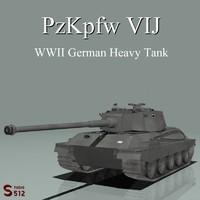 lwo wwii tank