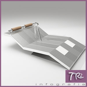 3d bed swimming pools