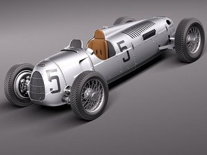 3d autounion auto union type