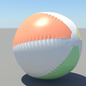 maya beach ball beachball