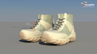 obj army boots