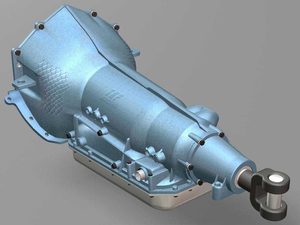 3d transmission 4l80e