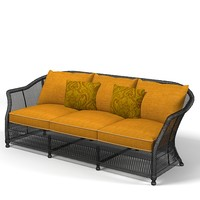 wicker sofa outdoor traditional classic contemporary modern