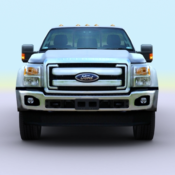 3ds max 2011 f450 superduty