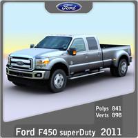 2011 Ford F450 superDuty