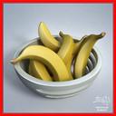 Bananas in BOWL - design