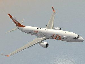boeing 737-800 gol max