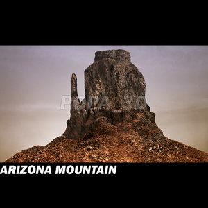 3dsmax mountain bump envirenment