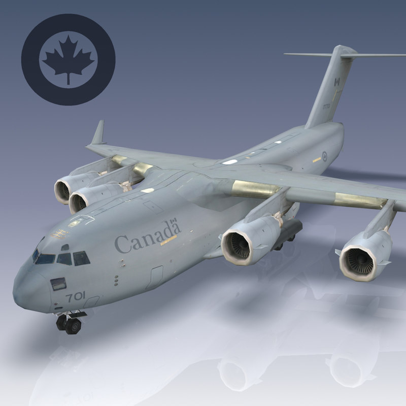 max cc-177 globemaster canadian air force