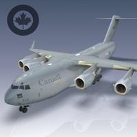 Canadian Air Force CC-177 Globemaster III