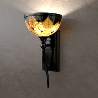 fixture sconce light 3ds