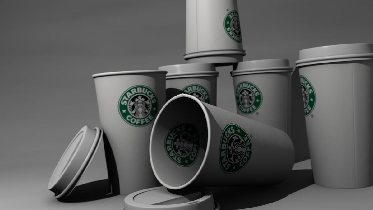blender cup starbucks