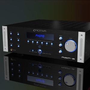 3d lwo emotiva rsp-2 stereo pre-amp