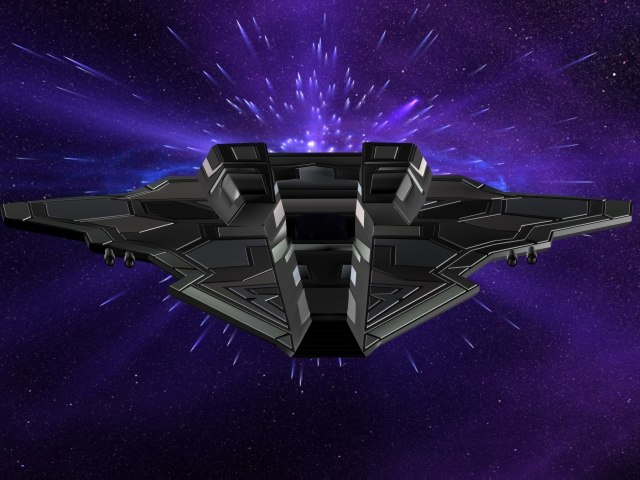 hawk fighter spacecraft 3ds