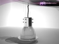 3d model d3 c2 20 lamp: