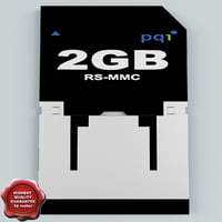 memory card rs mmc max