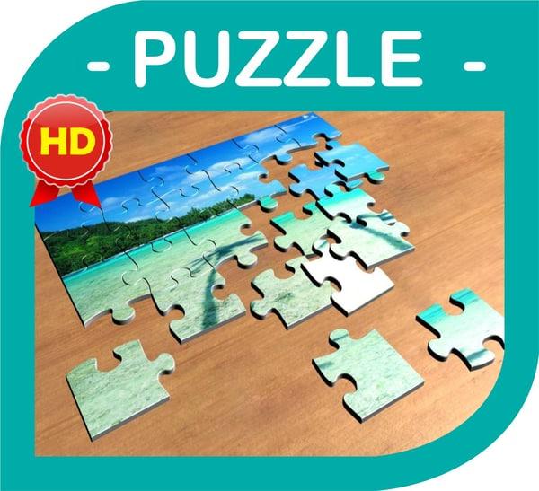 3ds max puzzle pieces hq