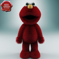 3ds toy elmo