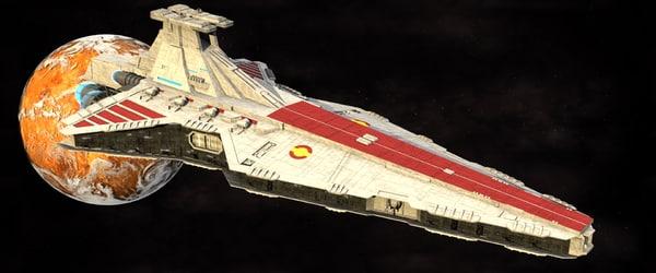 venator class star destroyer max