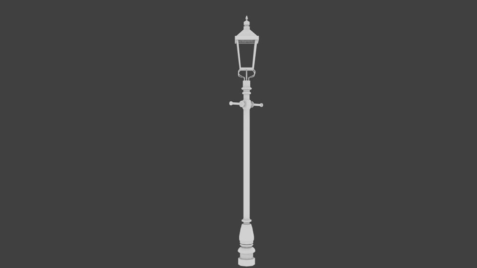 old victorian 3d model