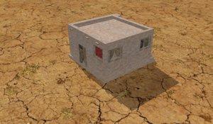 free 3ds mode desert house