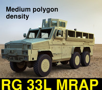 rg 33l mrap 3d max
